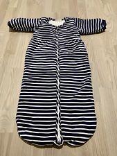Jojo Maman Bebe 3.5 Tog 6 - 18 Months Warm Winter Sleeping Bag Grobag With Arms