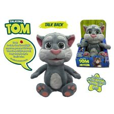 Talking Tom Cat Plush Toy répète tout vous dire avec un drôle de voix