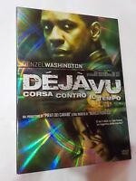 DEJA VU - FILM IN DVD - CON SLIPCASE - visitate il negozio COMPRO FUMETTI SHOP