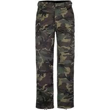 Pantaloni da uomo regolare marrone taglia 32
