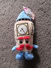 MOSHI MONSTERS...Moshlings...rare toy MINI BEN...new with tags...Big Ben softie