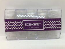 Clear Nail Tips Acrylic Nails - Ecbasket Half Cover French Fake Nail Tips 500Pcs