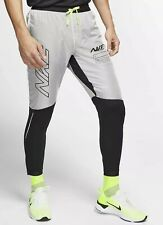 Nike Phenom Men's Track Running Trousers BV4811-011 Black/White Size M New