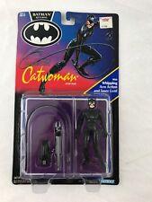 BATMAN RETURNS CATWOMAN ACTION FIGURE 1991 KENNER MOC NEW