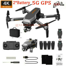 Drone 4K Quadcopter 5G/2.4G WiFi FPV HD ESC Camera Brushless With GPS /NO GPS