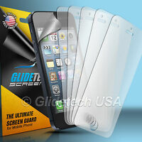 6x Clear Front LCD Screen Protector Cover Film for New Apple iPhone 5 5G