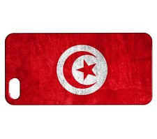 Coque iPhone SE Drapeau TUNISIE 01
