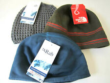 North Face & Rab Men's Beanie One Size Lof of 3 NEW WITH TAGS