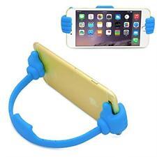 iProtect Silikon Smartphone-Halterung  Handy Ständer umarmende Hände in Blau
