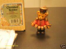 Cherished Teddies _ Toy Solider hanging ornament 1996 176052