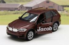 PERSONALISED NAME Bronze BMW X5 Boys Toy Model Dad Car Present Boxed