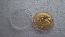 *~* DISNEY TANGLED EL CAPITAN THEATRE HOLLYWOOD COIN IN CASE *~*