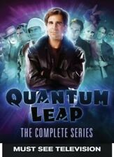 Quantum Leap The Complete Series Dvd New Sealed
