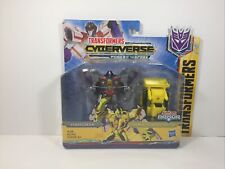 Transformers Toys Cyberverse Spark Armor Starscream Action Figure Ages 6+