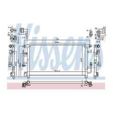 94- Nissens 92107 Evaporator fit LAND CRUISER 80