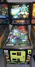 Creature From The Black Lagoon Pinball Machine Bally Coin Op LEDs Free Shipping