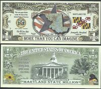 Set of 3 Magical Adventures Million Dollar Fake Novelty Funny Money FREE SLEEVES