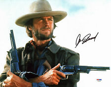 Clint Eastwood Outlaw Josey Wales Authentic Signed 11X14 Photo PSA/DNA #X03490