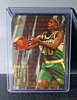 1995-96 Shawn Kemp Fleer Ultra All-NBA Team #7 Basketball Card