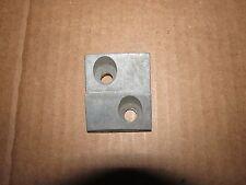 1937 - 39 DOOR LOCK STRIKER PLATE MOPAR DODGE PLYMOUTH CHRYSLER DESOTO 1