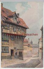(106782) AK Eisenach, Lutherhaus vor 1945