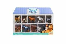 DreamWorks Spirit Riding Free Mini Horse Collection 10 Pieces (Without Box)