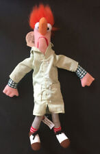 Disney Beaker Plush Doll Crazy Lab Assistant 13 Inch Muppet Vision 3d