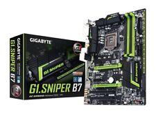GIGABYTE G1.Sniper B7 LGA1151 Intel B150 HDMI SATA 6Gb/s USB 3.0 ATX Motherboard