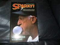 Sparky! Book Autographed Sparky Anderson JSA Auction Certified