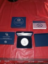 2020(W) SIlver Eagle, With V75 Box & Paper Work