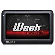 """06-15 DODGE RAM DIESEL BANKS-POWER 4.3"""" IDASH DIGITAL GAUGE."""