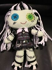 Monster High Frankie Stein Rag Doll 9""
