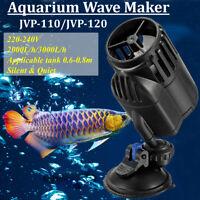 Aquarium Wave Maker Fish Tank Powerhead Water Pump Reef Circulation With Suction