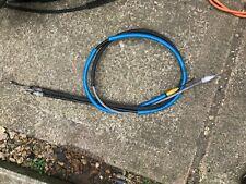 Rear Handbrake Cables x2 for NISSAN PRIMASTAR RENAULT TRAFIC VAUXHALL VIVARO