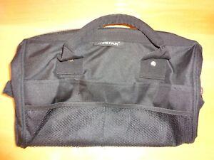 Ncstar Black Nylon 13 Inch Vism Range Bag
