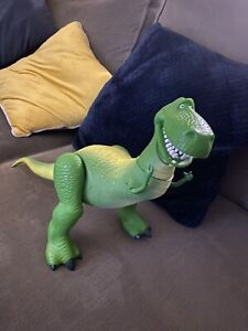 """Disney Toy Story 4 7"""" Action Figure - Rex - Green"""