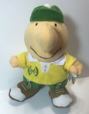 VTG Ziggy Sid Golfer Stuffed Plush