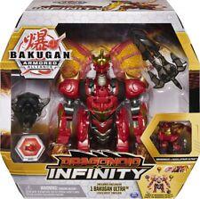 Bakugan Armored Alliance DRAGONOID INFINITY w/ Exclusive Bakugan Ultra Figure