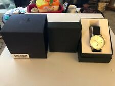RARE Adidas District LX2 Watch Limited Edition of 250 LE Number 212/250 Silver