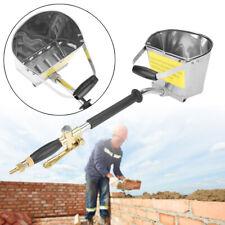Zement Beton Spritzpistole Stuck Schaufel Hopper Sprayer Handwerkzeug NEU Profi