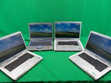 mix Lot of 4 Dell Inspiron Laptops 9300 8500 6000 windows XP pro