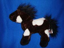 Ganz Webkinz Pinto Horse Plush Only NO Code