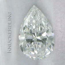 2.00ct Certificated D VVS2 VG  Pear Shape Loose Diamond Solitaire