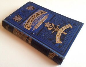 Esther Douglas And Other Stories, Mary Baskin, c1884 Antique Hardback