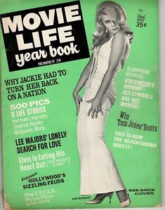 1965 MOVIE LIFE YEAR BOOK w ANN-MARGARET, ELVIS...MANY MORE
