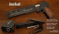 DIY 1/1 32cm(L) Scale Hellsing OVA-PM 454 Jackal Gun 3D Paper Model Puzzle Kit