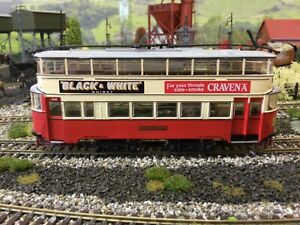 London Transport Tram (Motorised) 1/76 oo Gauge