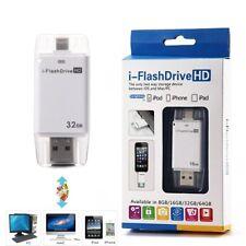 Clés USB 256Go 3.0 pour PC, MAC, Android et IOS (OTG et lightning)