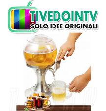Distributore Birra Fresca Dispenser Spillatore Bibite Bicchiere Pallone Ghiaccio