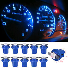 10X T5 B8.5D 5050 LED Dashboard Dash Gauge Instrument Light Bulb Car Accessories
